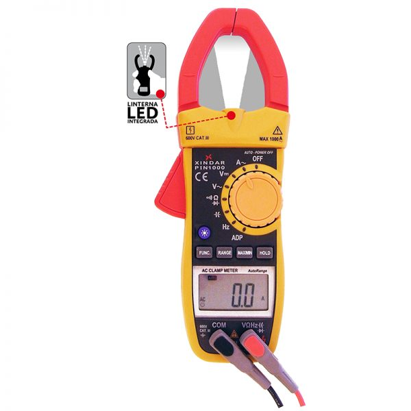 pinza-amperimetrica-tester-multifuncion- Ø40mm-pin1000