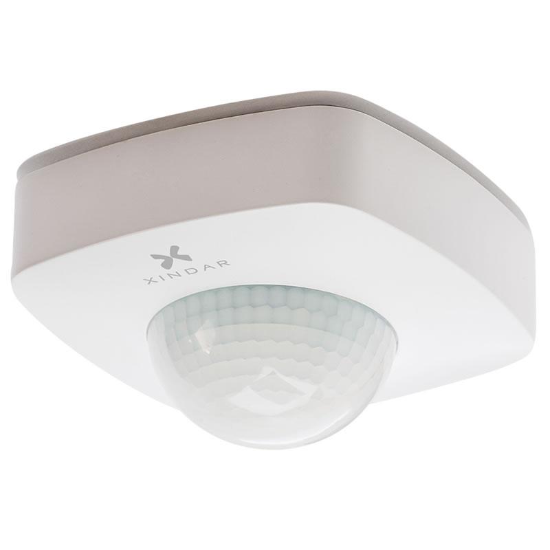 detector-presencia-techo-infrarrojos